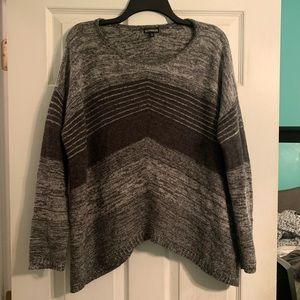 Wool express sweater